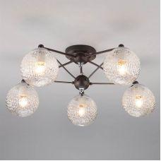 Потолочный светильник 70077/5 графит, Eurosvet