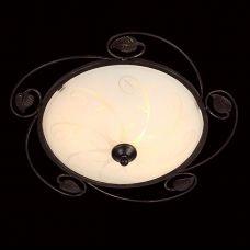Потолочный светильник 40001/2 венге, Eurosvet