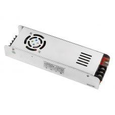 Блок питания для светодиодной ленты (узкий) 12V 350W 29А IP20, код 514200, модель GDLI S 350 IP20 12, General