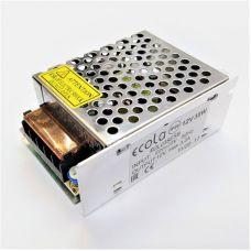 Блок питания для светодиодной ленты 12V 38W 3.16А IP20, арт. B2L038ESB, Ecola