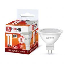 Лампа светодиодная IN HOME LED JCDR VC GU5.3 11W 6500К 820Лм 4690612024745