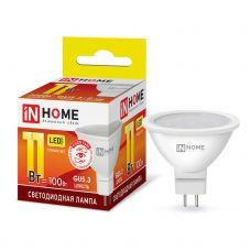 Лампа светодиодная IN HOME LED JCDR VC GU5.3 11W 3000К 820Лм 4690612020341