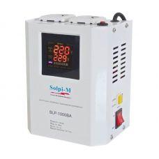 Стабилизатор напряжения электронно релейный Solpi M SLP 1000BA, однофазный