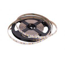 Лента светодиодная открытая 9,6 Вт/м, 12 В, 120 LED/м, SMD 2835, IP20, цвет: Белый теплый, 01684, уп/5 м, SWG