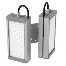 Светильник светодиодный уличный 64 Вт 9680 лм SVT STR M 32W DUO90 (с защитой от 380), крепление Универсальное