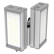 Светильник светодиодный уличный 64 Вт 9680 лм SVT STR M 32W DUO90 C (с защитой от 380), крепление Консоль