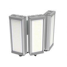 Светильник светодиодный уличный 144 Вт 22890 лм SVT STR M 48W TRIO90 C (с защитой от 380), крепление Консоль