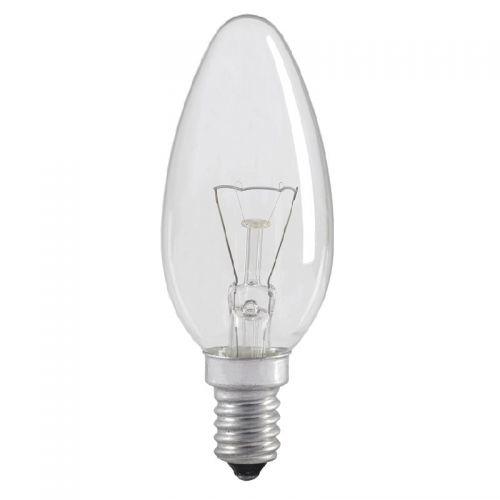 Лампа накаливания свеча 40Вт E14