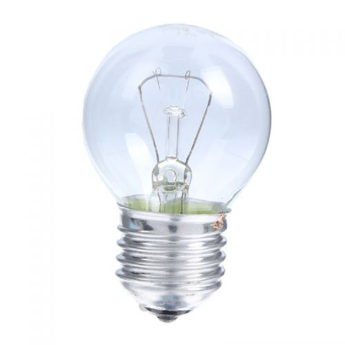 Лампа накаливания шар 40Вт E27