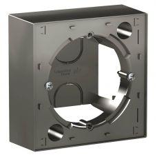 ATLASDESIGN КОРОБКА для наружного монтажа, СТАЛЬ, арт. ATN000900, Schneider Electric