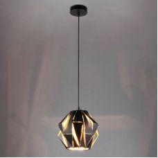Подвесной светильник 50137/1 черный, Eurosvet