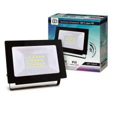 Прожектор светодиодный 10Вт 6500К СДО 5 10 серия PRO IP65 4690612005355 LLT