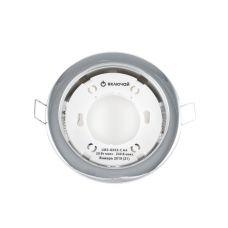 Светильник LM2 GX53 C H4, хром, металл, кольцо в компл., арт. 1013289, Включай
