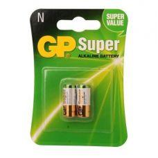 Батарейка GP LR1, 910A, уп/2 шт, BL2
