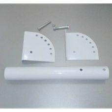 Кронштейн настенный для консольных светильников ф38