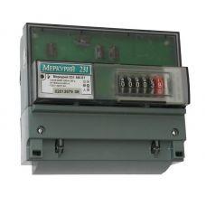Счетчик трёхфазный однотарифный Меркурий 231 АМ 01, 5(60) А, класс точности 1, ЭМОУ, имп. вых.
