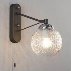 РАСПРОДАЖА Настенный светильник 70077/1 графит, Eurosvet