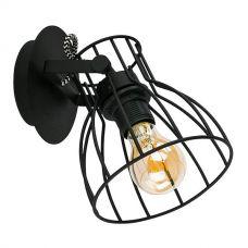 Настенный светильник 2120 Alano Black 1, TK Lighting