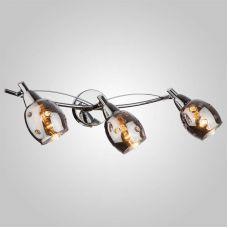 Настенный светильник 20050/3 хром, Eurosvet