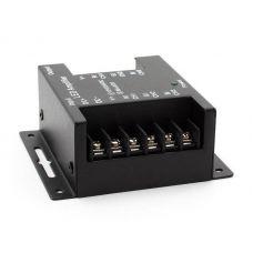 Усилитель для RGB ленты 24А 288W 12V (576W 24V), AMP RGB 24A Bl, черный корпус, арт. 001071, SWG