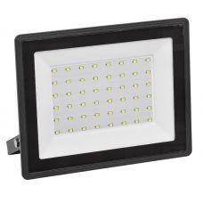 Прожектор светодиодный 70Вт 6500К СДО 06 70 IP65 черный LPDO601 70 65 K02 IEK