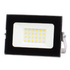 Прожектор светодиодный 30Вт 6500К VLF7 30 6500 mini G IP65 серый VKL electric