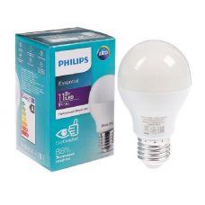 Лампа светодиодная Philips ESSENTIAL 11W E27 4000К A60 груша 929001962987/871869961620500