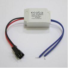 Блок питания для подсветки светильника GX53 H4 серии LD, 24 В, 5 Вт, арт. PS5350EFB, Ecola