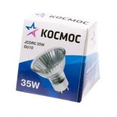 Лампа галогенная JCDRC 35Вт GU10 230В LKsmJCDRC220V35W Космос