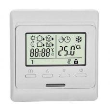 Терморегулятор Е51.716, электронный, программируемый на неделю/сутки