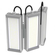 Светильник светодиодный уличный 183 Вт 29310 лм SVT STR M 61W TRIO90 (с защитой от 380), крепление Универсальное