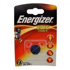 Батарейка Energizer Lithium CR2016, уп/1 шт