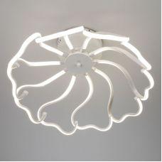 Светодиодный потолочный светильник 90095/10 белый, Eurosvet