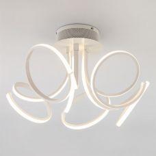 Светодиодный потолочный светильник 90111/5 белый, Eurosvet