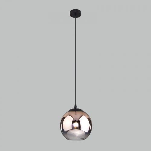 Подвесной светильник со стеклянным плафоном 50200/1 медь Eurosvet