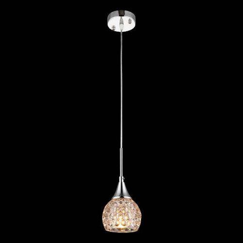 Подвесной светильник EUROSVET   50079/1, хром