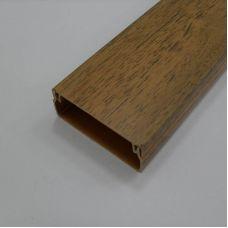 Кабель канал 12х12 мм, светлый орех 3D, арт. 50.01.010.0001, T.plast