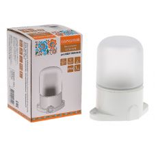 Светильник НПБ400П настенно потолочный белый Народный 60Вт IP54 SQ0303 1501 TDM Electric
