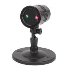 Проектор ЭРА ENIOP 01 Laser Метеоритный дождь, мультирежим 2 цвета, 220V, IP44