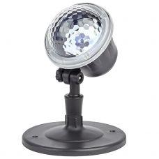 Проектор ЭРА ENIOP 09 LED Метель, 220V, IP44