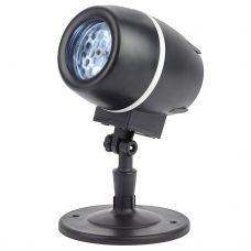Проектор ЭРА ENIOP 08 LED Снежный вальс, 220V, IP44