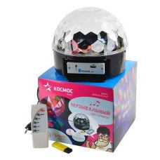 Светильник проектор КОСМОС KOCNL EL145_music с MP3 USB