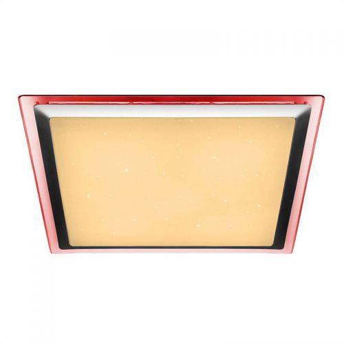 Cветильник светодиодный управляемый ARION 60W RGB S 542 SHINY 220V IP44, Квадрат, ESTARES