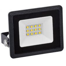 Прожектор светодиодный СДО 06 10 4000К IP65, черный, LPDO601 10 40 K02, IEK