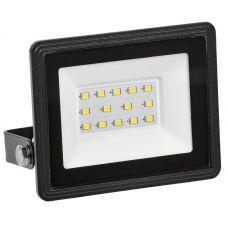 Прожектор светодиодный СДО 06 30 4000К IP65, черный, LPDO601 30 40 K02, IEK