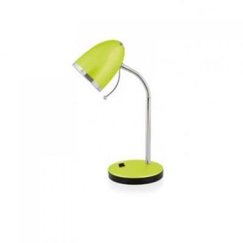 Светильник настольный Camelion KD 308, 40 Вт, E27, металл, зеленый