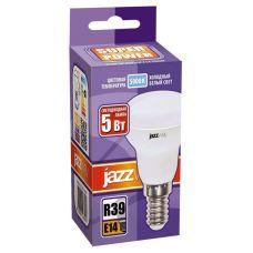 Лампа светодиодная PLED SP R39 5W E14 5000K грибок рефлекторная 1033598 Jazzway