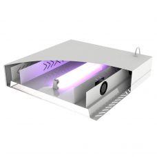 Рециркулятор/светильник SVT SPC Med ARM 595 595 UVC 18W 30W 5000K PR встраиваемый в потолок Армстронг, 50 м3/час, SB 00012474, SVT