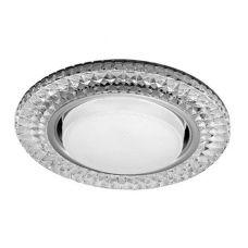 Светильник Emilia LED 53 1 70 из полимера, прозрачный GX53+LED, ITALMAC