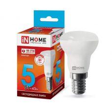 Лампа светодиодная LED R39 VC 5Вт 4000К Е14 410Лм 4690612030852 IN HOME